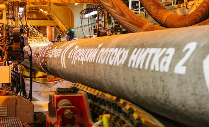 """Газпром выбрал маршрут """"Турецкого потока"""" в Европу в обход Украины"""