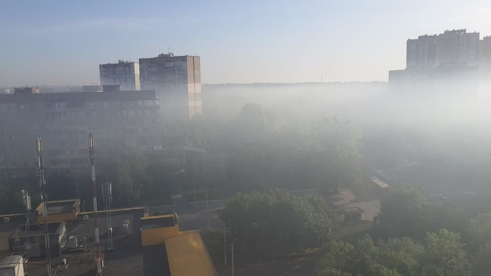 Киев вошел в десятку самых загрязненных городов Европы