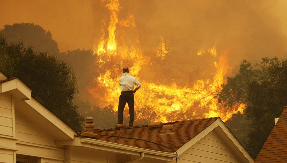 Пожары в Калифорнии: более 1200 пропавших без вести, 76 погибших