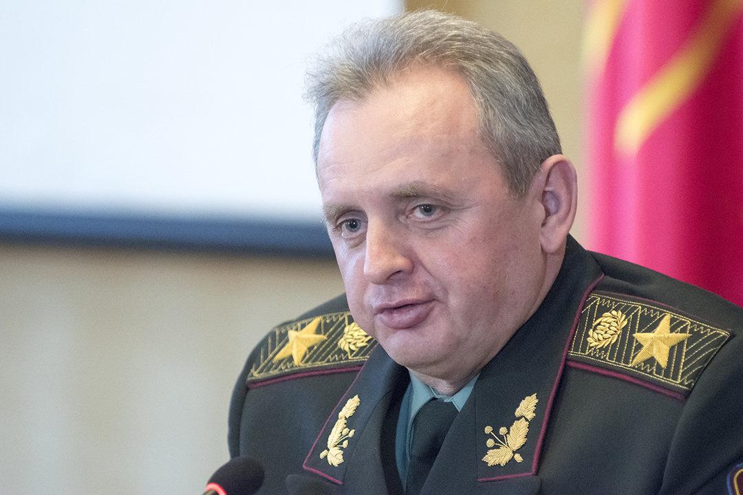 Украинские катера в Керченском проливе обстреливали с воздуха — Муженко