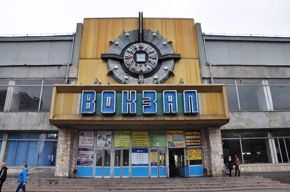 Вокзал в Николаеве могут передать в концессию