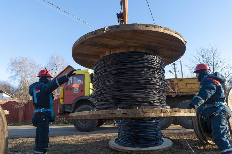 «МОЭСК» обновила 100 процентов воздушных линий в ТиНАО