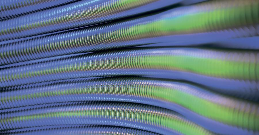 Гофрированные трубы IWS из нержавеющей стали