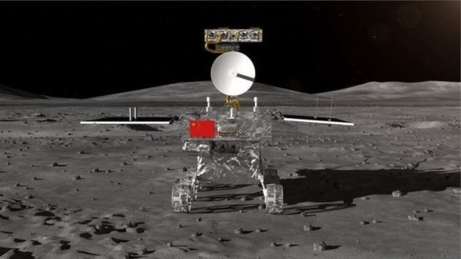 Китай запустил зонд на обратную сторону Луны