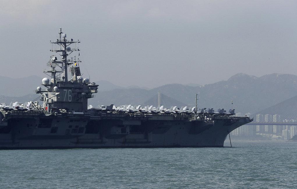 США отправят свой военный корабль в Черное море из-за агрессии России — СМИ