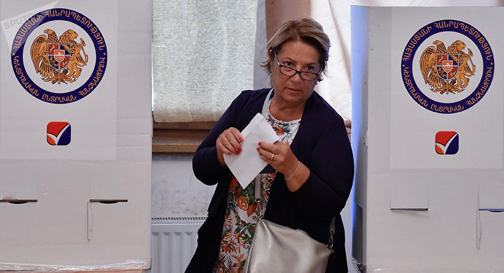 В Армении подвели окончательные итоги выборов