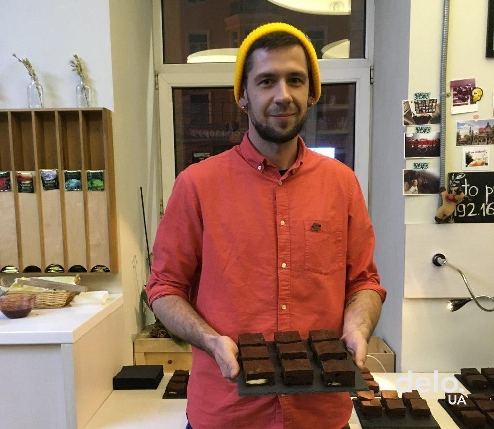 Ветеран АТО Роман Набожняк в феврале откроет кафе в Киеве