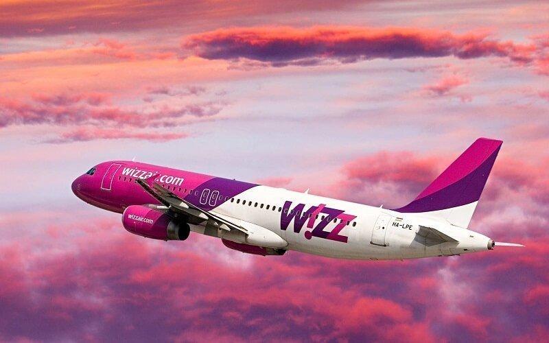 За 10 лет Wizz Air перевез в Украине 7 млн пассажиров