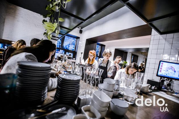 В Киеве открыли ресторан Urban Space 500 (фото)