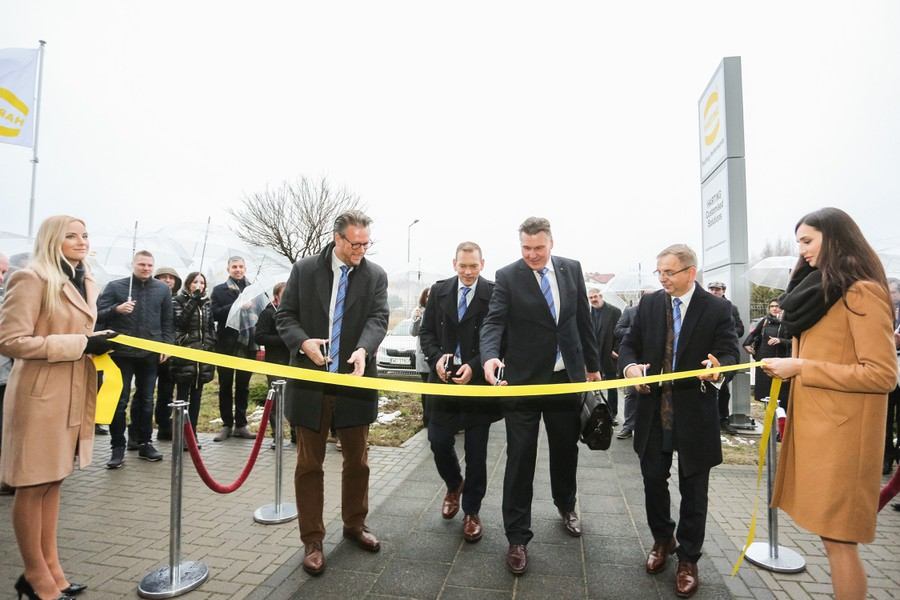 HARTING Technology Group открывает производство в Польше
