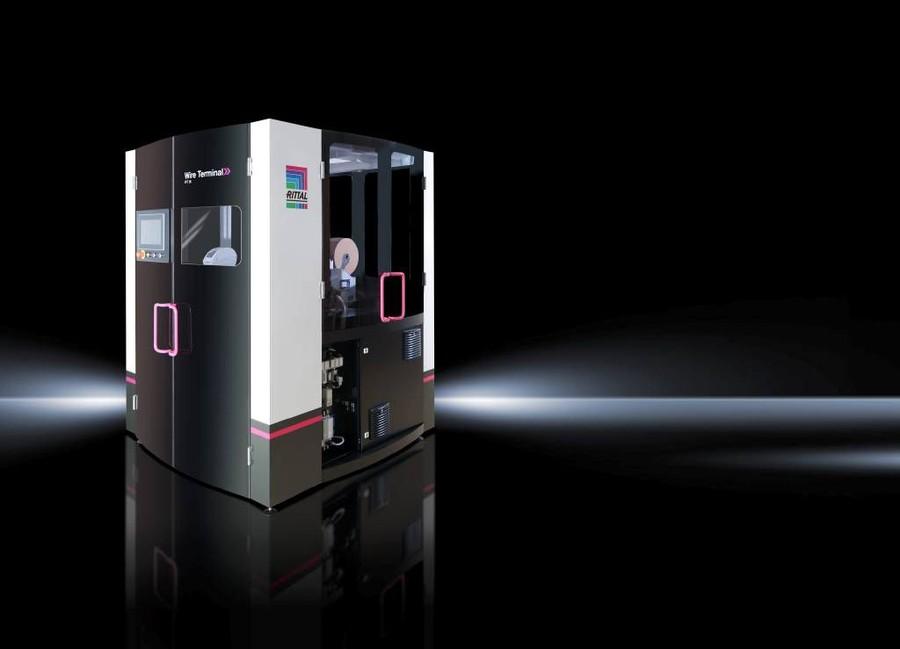 Новый терминал для обработки проводов от Rittal Automation Systems