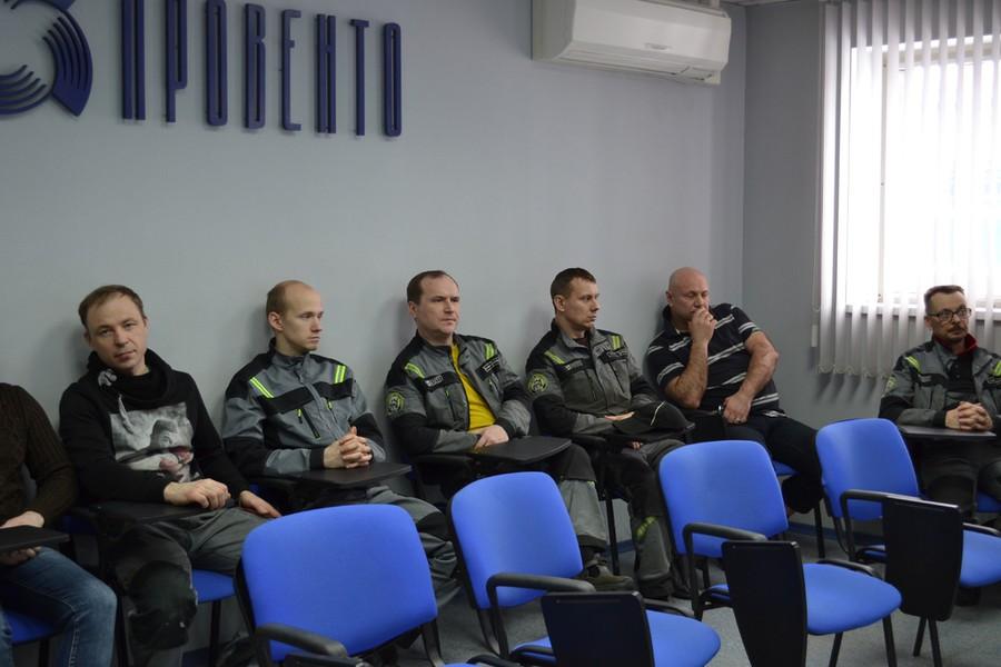 «Провенто» посетили представители компаний Mate и Prima Power