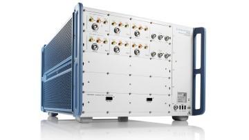 R & S представит решение для проведения сигнальных испытаний в стандартах 5G New Radio и LTE на выставке MWC-2019