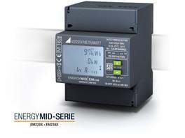 Новое поколение счетчиков электроэнергии Energymid от Gossen Metrawatt