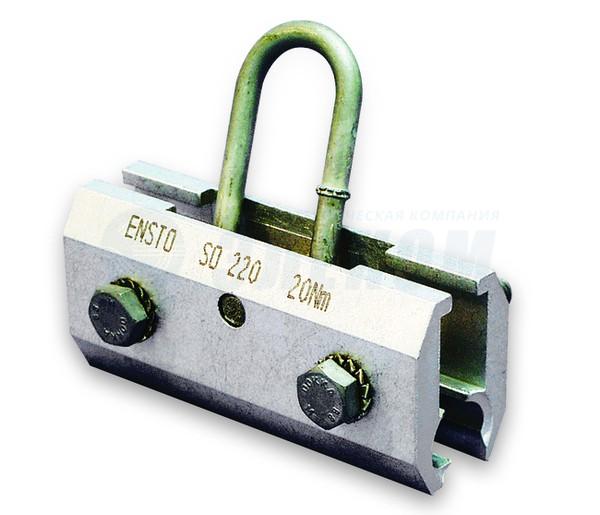 В ассортименте ЭТМ появился поддерживающий зажим марки SO220