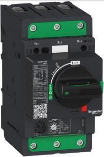 «Индустриальные системы» представляют интеллектуальная защиту электродвигателей с TeSys GV4 от Schneider Electric