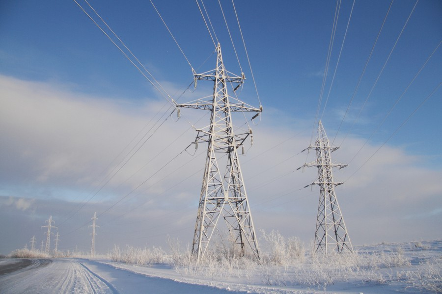 Под Воркутой построены две ЛЭП для радиолокационной станции «Ракетного щита» России