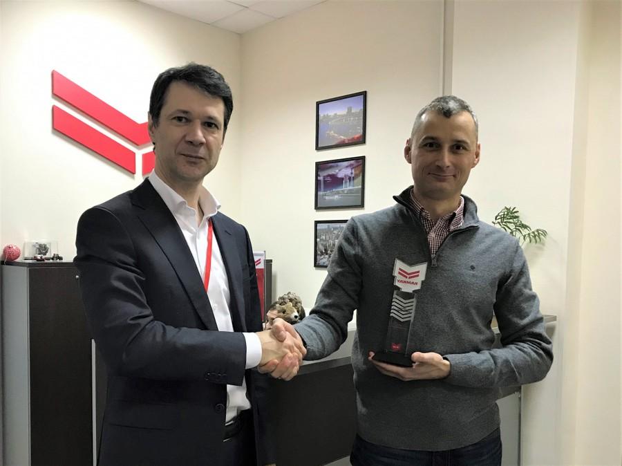 Генеральный директор ООО «Янмар РУС» и генеральный директор ООО «Пневмотехника»