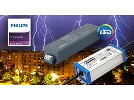 Щит против молний: грозозащита в LED-драйверах Xitanium