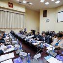 В Москве состоялось заседание Оргкомитета Российской энергетической недели
