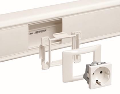 ELECTROFF представляет усиленные рамку и суппорт на 2 модуля от компании IEK®