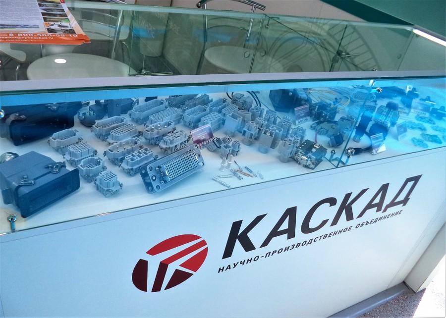 НПО «Каскад» приняло участие в выставке Cabex 2019