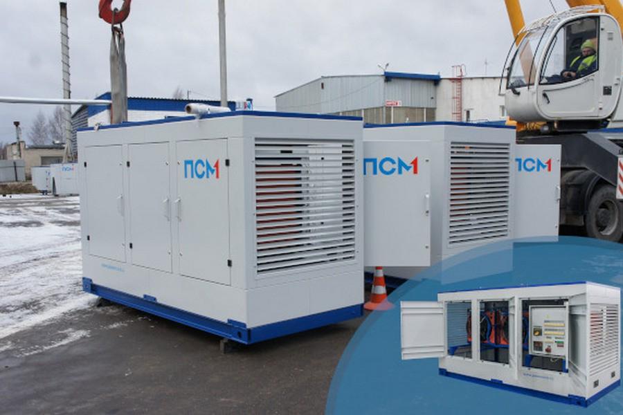 Инженеры ПСМ разработали новый продукт, который поможет в тестировании дизель-генераторов