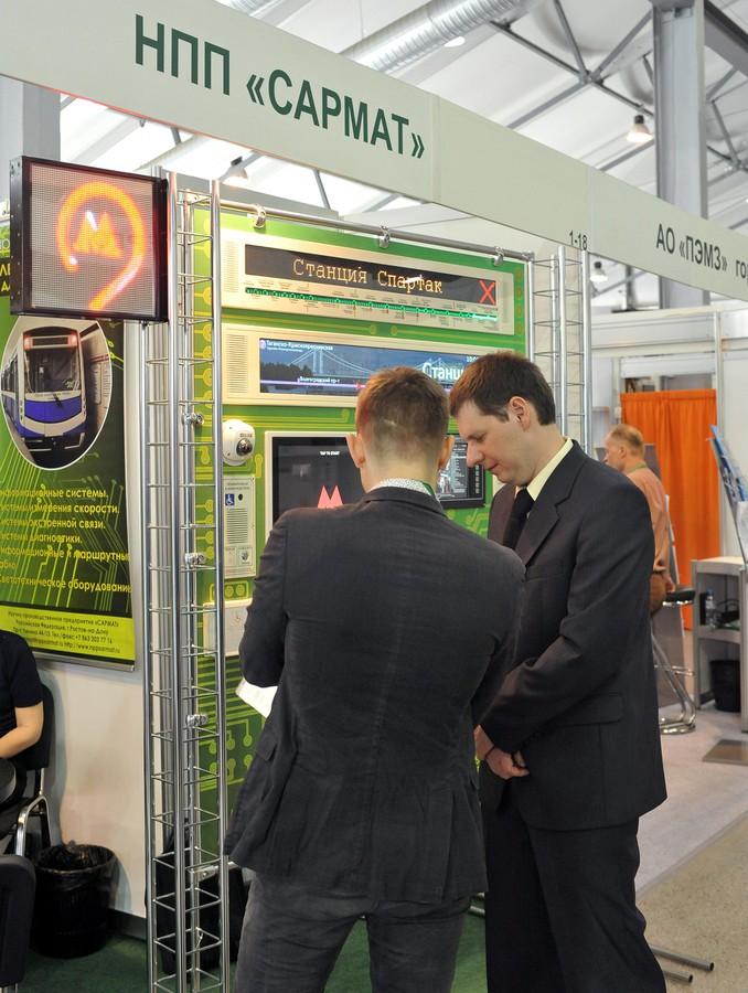 Обширная программа для специалистов метро готовится в рамках 9-й международной выставки «ЭлектроТранс-2019»