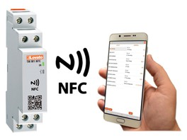 ООО «Амитрон-ЭК» представляет TMM1 NFC реле и счетчик времени Lovato Electric с технологией NFC и APP