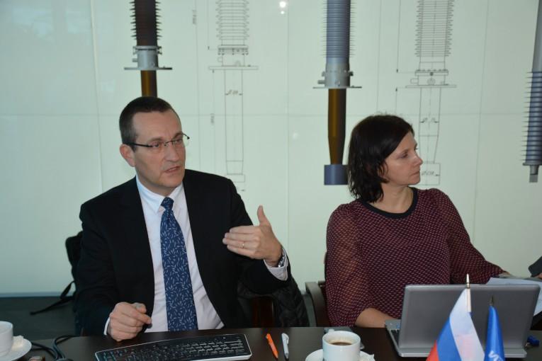 На «Изоляторе» состоялась презентация технологий компании Maschinenfabrik Reinhausen GmbH