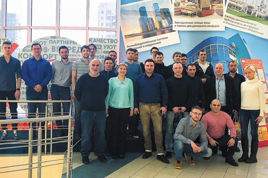 4–5 марта 2019 года в центральном офисе ГК «ССТ» прошли обучающие семинары для дилеров