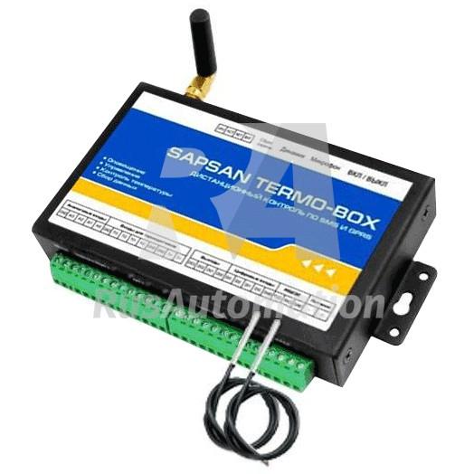 «РусАвтоматизация» представляет GSM-контроллер Sapsan Termo-box