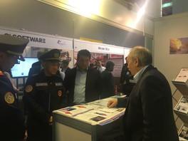 Компания «Гефест» представляет свою продукцию на международной выставке SECURIKA KAZAKHSTAN 2019