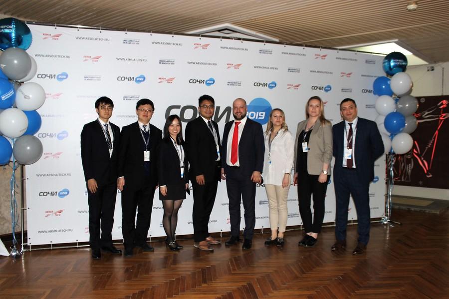 «Абсолютные технологии» провели конференцию по продукции Kehua