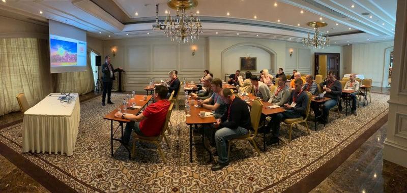 Победители акции «Путешествуй с EKF» из компании «Минимакс» побывали в Стамбуле