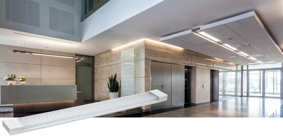 Линейные светодиодные светильники ДБО IEK® — высокая светоотдача и долгий срок службы