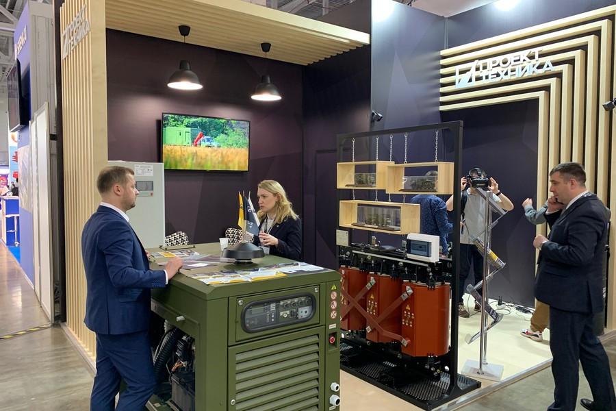 Выставка MIOGE позволила компании представить свою продукцию