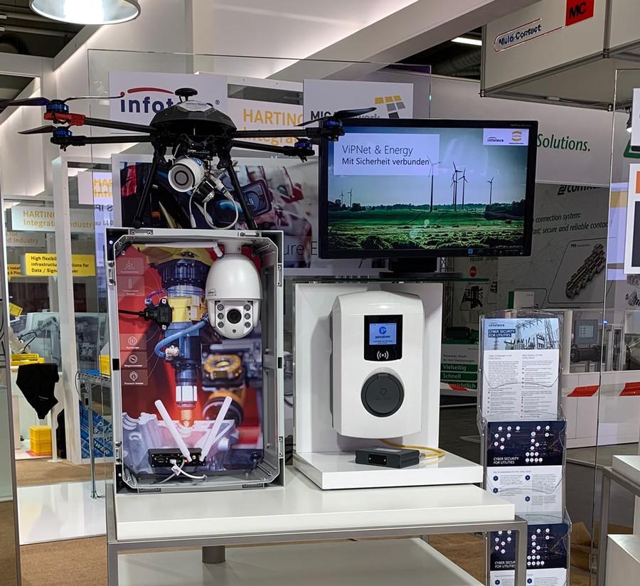 HARTING представил универсальное связующее звено между оборудованием, облаком и платформами IoT — MICA®