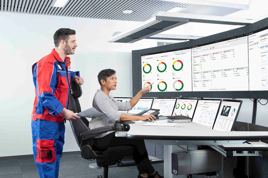 Лидеры рынка находят способ избежать потерь, в частности горнодобывающая компания Glencore использует цифровые приводные системы ABB Ability для мониторинга оборудования