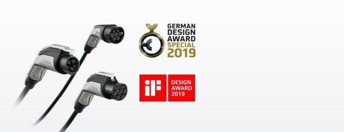 Зарядные кабели переменного тока Phoenix Contact получили награду iF Design Award