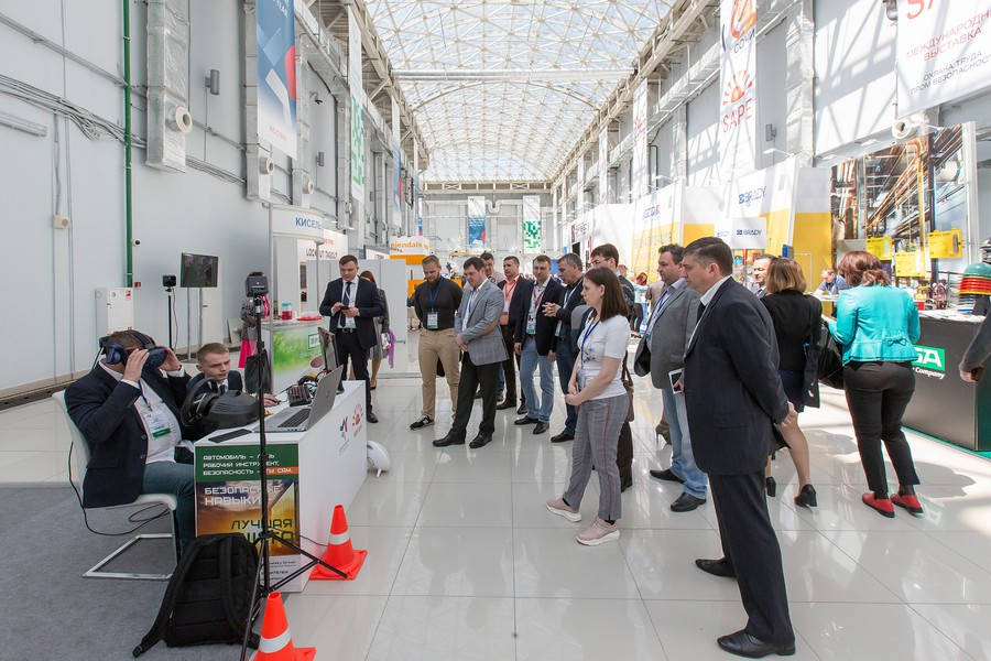 Чем запомнилась выставка по охране труда SAPE 2019