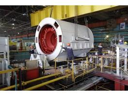 Компания «ЭЛСИБ» изготовила новый генератор для Монголии