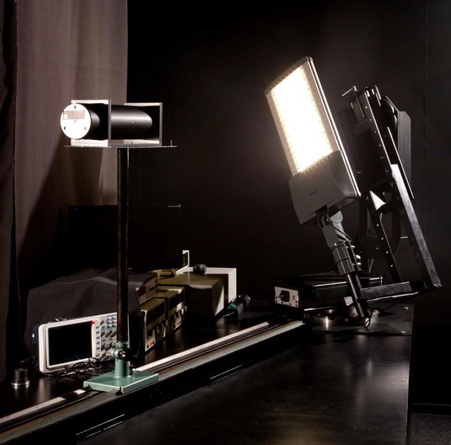 В лаборатории испытаний продукции завода LEDVANCE внедрена российская гониофотометрическая установка «Флакс»