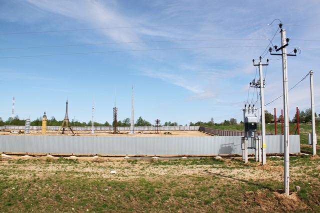 Эйфелеву, Пизанскую и Останкинскую башни подключили к сетям «Вологдаэнерго»