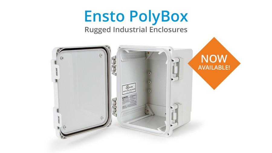 В ассортименте компании ЭТМ появились новые высокопрочные корпуса из поликарбоната Ensto PolyBox
