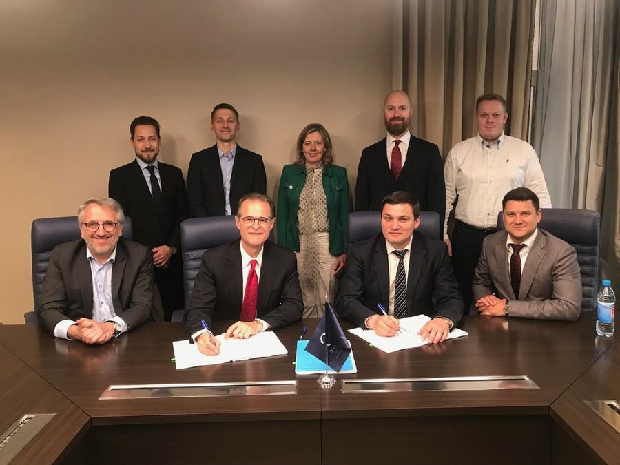 GE Grid Solutions и «Электроаппарат» подписали лицензионное соглашение