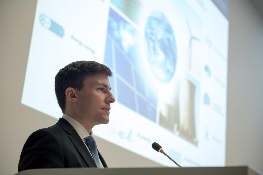 Перспективы развития «умного» города обсудили в рамках «Энергии знания»