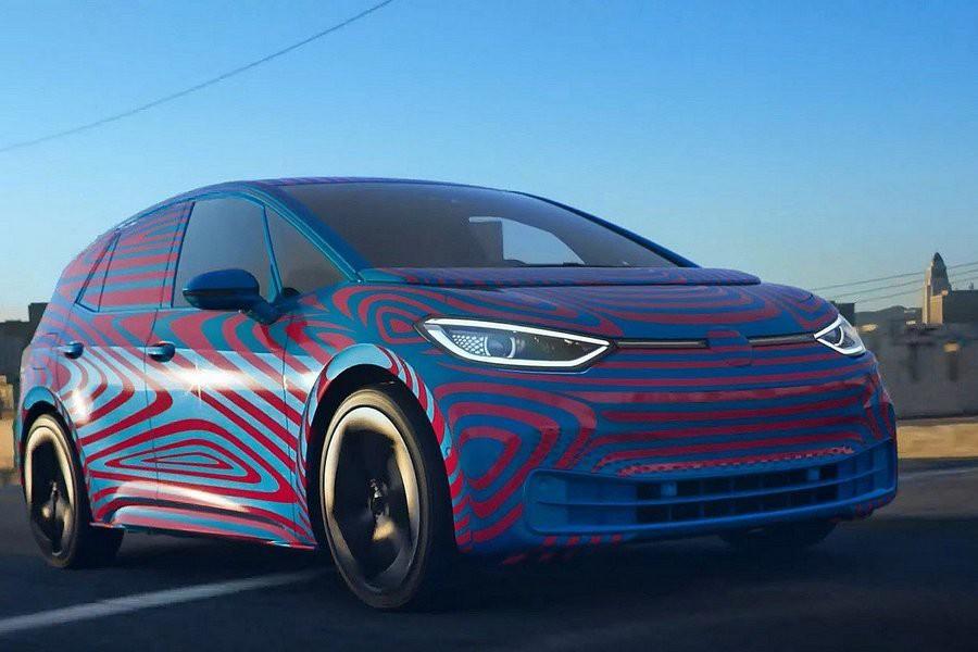 Volkswagen собирает предзаказы на электромобиль VW ID.3
