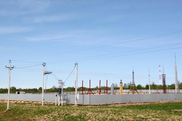 Вологдаэнерго подключило к сетям миниатюры башен