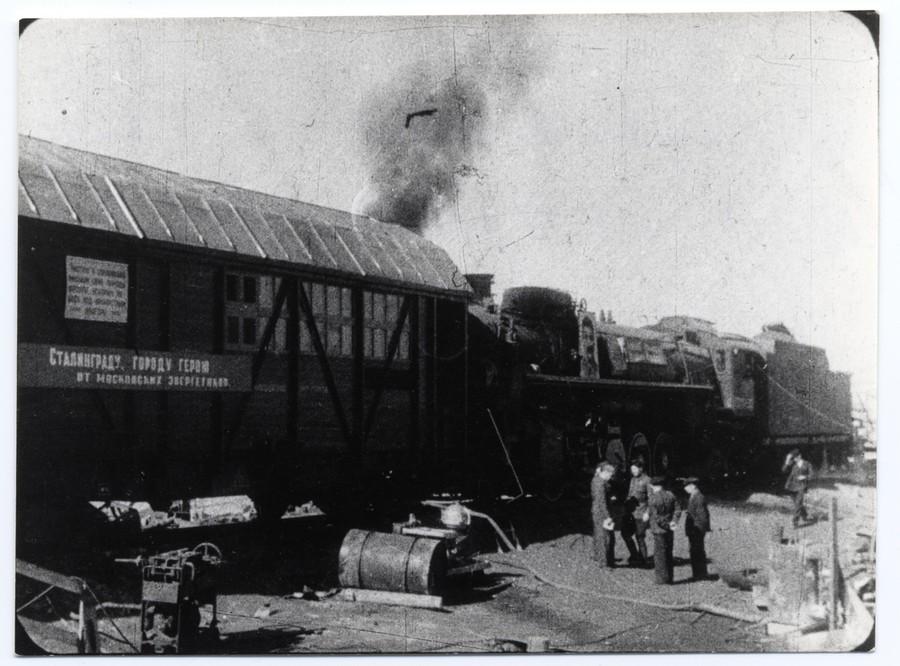Даже после завершения войны и начавшемуся повсеместному и усиленному восстановлению как энергетики, так и другой промышленности, энергопоездам всё равно находили применение